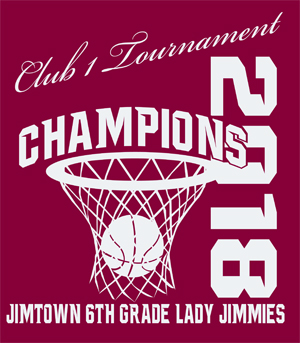 Jimtown Club 1 Champs