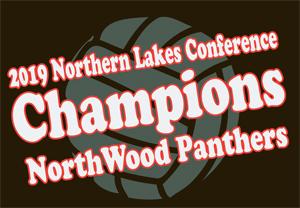 NorthWood Volleyball Champions