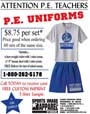 PE Uniform Flyer