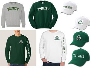 Trinity Spring Sale & Mock Trial